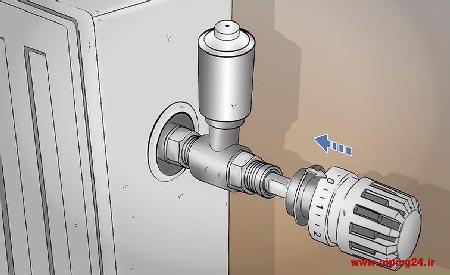طریقه استفاده از شوفاژ